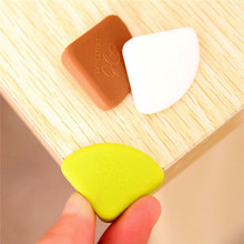 4pcs Corner Desk Table Safety Pad Protector Cushion Edge Guards Thick protective for baby Free Shipping