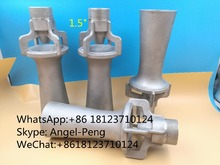 "1.5""-NPT(BSPT),Driven Circulation Mixer Eductor Nozzle,mixing eductor,Mixing flow eductor venturi spray nozzle"