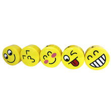 Emoji Pattern Stereo Wireless Bluetooth Loud speakers Cartoon Support Handsfree Calls Function for iPhone Xiaomi PC with Mic(China)