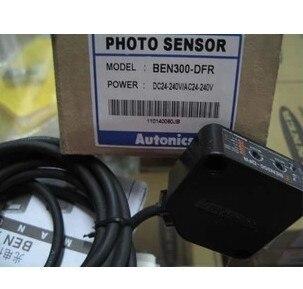 . Otto Nicks AUTONICS original genuine photoelectric switch BEN300-DFR<br>