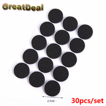 2 Set EVA Antiskid Shockproof Sticker Tape Mute Pads Chair Non-slip Pad Desk Feet Mats Furniture Pad Cover Circle HY845*2