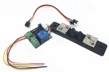 DC current detection sensor module over current protection short circuit protection 300A24V