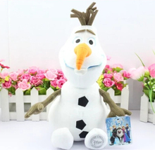 Disney Toys 30Cm Frozen Olaf Toys Cute Kawaii Child Plush Toys Brinquedos Infantis Cheap Factory Toy Dolls Ty015