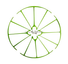 BLL SYMA X5HC X5HW RC Quadcopter Helicopter Parts of the green protective ring protective sleeve protective frame(China)