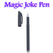Magic Joke Pen Mystical Invisible Ink in 20 Minutes Magic Disappear Pen Magic Prank Trick Funny Toys(China)