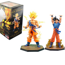 Dragonball z Genki  figurines toy 2015 New 14cm battle damage Vegeta Tamashii Nations super saiyan 5 kai Anime Dragon ball broly