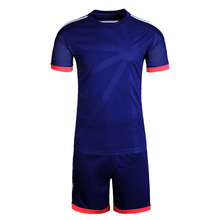 Top 2017 Men Soccer Jersey Set Mens Football Uniform Clothing Custom Sportswear Male Breathable Soccer Tracksuit Futbol Cloth