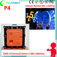 LED display screen cabinet factory p4 led aluminum case cabinet, p3 p4 p5 p6 p8 indoor outdoor led display screen cabinet