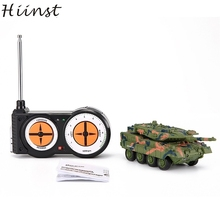 HIINST MallToy New 2A7 Remote Control Tank Remote Control Car Axis Panther Tanks Driver Drop Shipping Aug15(China)