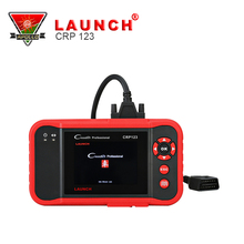 Newest Version Oringial Launch X431 Creader CRP123 Profession Creader CRP 123 Multi-Language Creader Code Auto Car Tools