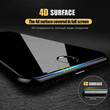 Buy PLV 4D Curved Full Tempered Glass iPhone 6 6s Plus Screen Protector Film Cover Explosion-proof iPhone X 7 8 Plus Glass for $2.03 in AliExpress store