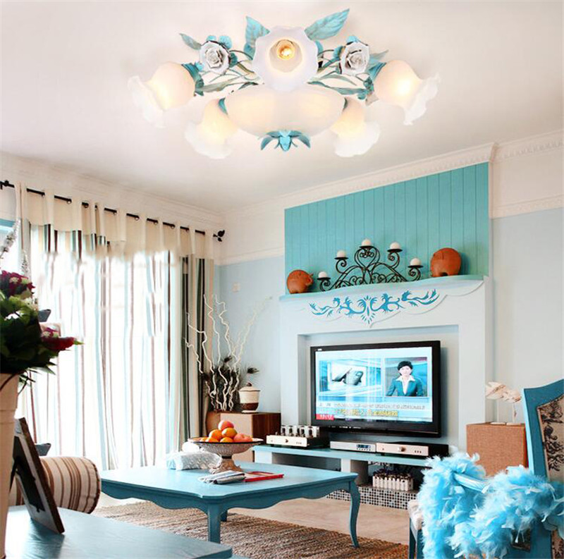 Ceramic ceiling light (9)