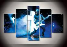HD Printed Metallica Group Painting children's room decor print poster picture canvas Free shipping