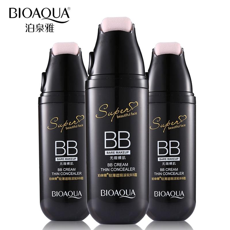 BIOAQUA Brand Air Cushion BB Cream Whitening Sun Block Perfect Cover Makeup Moisturizing Korean Cosmetics Foundation Make Up Kit<br><br>Aliexpress