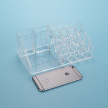 Household goods factory direct cosmetic jewelry storage box storage box transparent acrylic Desktop Accessories