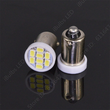 2pcs Best Price T11 BA9S 1895 T4W 363 8 LED 1206 SMD Car Auto Reading Light Side Wedge Lights Lamp Bulb DC12V