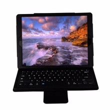 "12.9"" Detachable Wireless Bluetooth Keyboard Stand Case Cover For iPad Pro New"