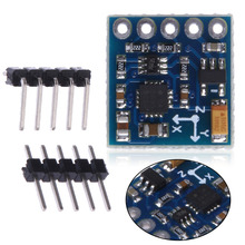 1 Set GY-271 HMC5883L Digital Compass Module 3-Axis Magnetic Sensor Module 3V-5V Power Supply With Straight Pin and Curved Pin(China)
