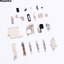 21pcs/lot For iPhone 5s Internal Metal Parts Bracket Shield Plate Home Logic Kits Replacement