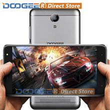 "DOOGEE X7 Pro 4G LTE 6.0"" IPS HD 3700mAh OTG Smartphone Android 6.0 MTK6737 1.3GHz Quad Core Cellphone 2GB+16GB 8MP Mobile Phone(China)"