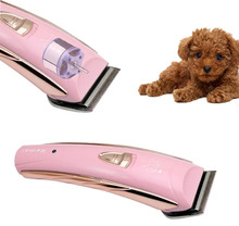 Hot Electric Professional Hair Clipper Dog Machine To Haircut Dogs Animals Pet Trimmer Grooming Pets Cutting Hairclipper Product