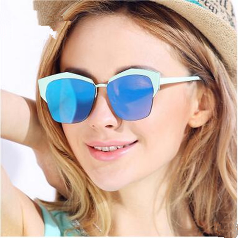 2017 New Women Brand Designer Vintage Sunglasses Women Sport Outdoor Driving Retro Sun Glasses Oculos De Sol Masculino Gafas<br><br>Aliexpress