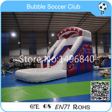 Free Shipping 7Lx3Wx5Hm Giant Inflatable Water Slide For Adult, Inflatable Slide,Giant Inflatable Slide For Sale(China)