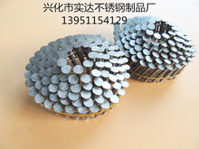 Stainless Steel Roofing Coil Nails/38mm*3.05mm(China)