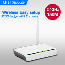 Tenda W311R 150Mbps Wireless WiFi Router,English Firmware,with Original EU Power Adapter, 802.11b/g/n Wi-Fi Roteador,Easy Setup