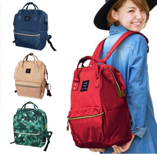 Baby Diaper Bag Backpack Stroller Nappy Handbag Maternity Multifunctional Mother Bag Lager Capacity Baby Diaper Changing Bag<br>