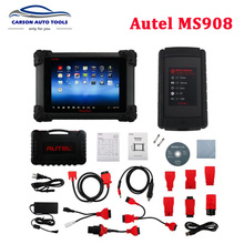 2016 Hot selling New Autel MaxiSys MS908 ms 908 Diagnostic tool and ECU Chipping with Online Update DHL  Free shipping