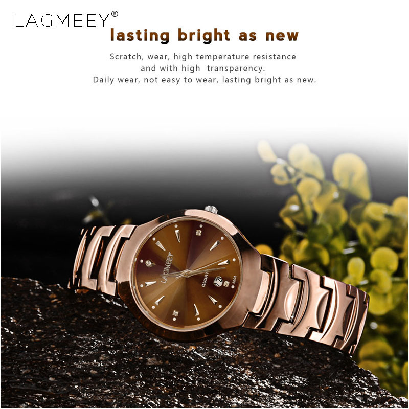 Wristwatch Mens Watch Quartz Movement Male Casual Tungsten steel 50m Waterproof reloj hombre WL029-36W<br><br>Aliexpress