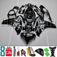 8Gifts+Tank cover+ black REPSOL ABS cover 2008 2009 2010 2011 CBR1000RR motorcycle Fairing for Honda