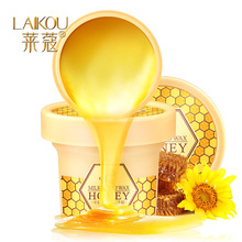 Milk Honey Paraffin Wax Treatment Hand Mask Hand Care Moisturizing Whitening Skin Care Exfoliating Calluses Hand Film Hand Cream(China)