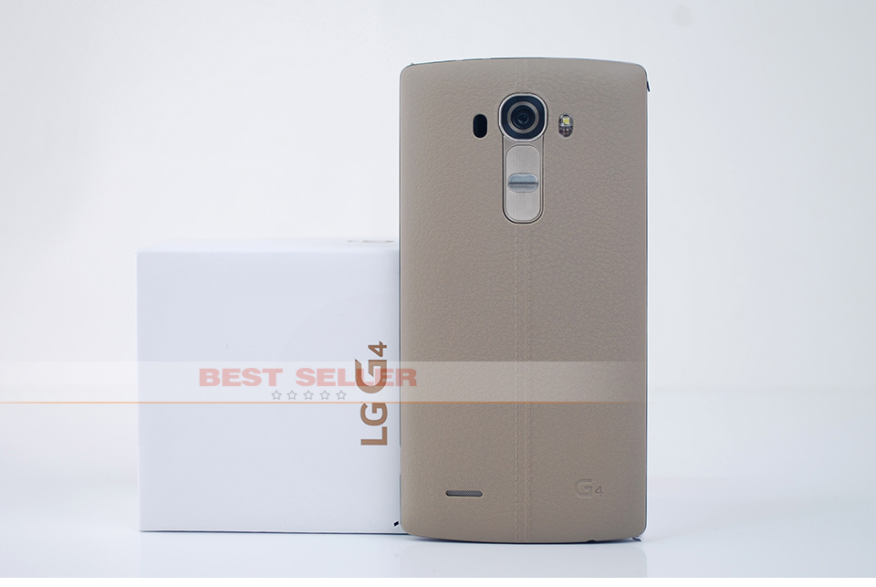 Hot LG G4 H818 H810 H811 H815 EU Hexa Core 32GB 3GB 4G LTE Mobile Phones 5.5 inch Original 16.0MP Camera Smartphone Full Set