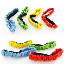 4pcs/set Two People Three-legged Ropes Tied To The Foot Running Race Sport Game Outdoor Intelligence Education Toys For Kids D39(China)