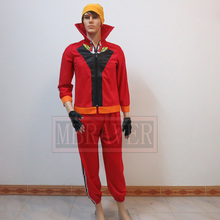 Lol Lee Sin the Blind Monk Cosplay Costume full set Custom made(China)