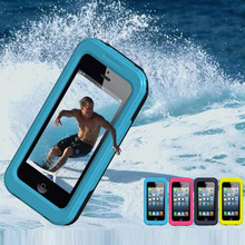 Europe and america style plastic ultra-thin water proof cell phone case for iPhone4 and iphone5