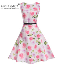 NEW Teenagers Dress Girl Party Dress Ball Gown Children Girls Clothes Cinderella Sofia Dresses for Girls 8 9 10 11 12 14 Years(China)