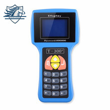 Free shipping promotion Top-Rated  T 300 T-300 T300 key programmer Newest version V16.08 universal car key transponder