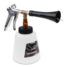 Air Pulse High Pressure Car Auto Cleaning Tool Pneumatic Gun Surface Interior Exterior Dry Cleaner Tornador Apparatus