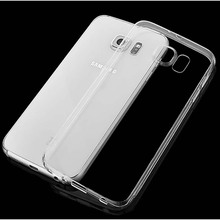 Ultra Thin Crystal Transparent TPU Case for Samsung S3 S4 S5 Mini S6 S7 Edge J1 J3 J5 J7 A3 A5 2016 2015 Note 3 4 5 Grand Cover