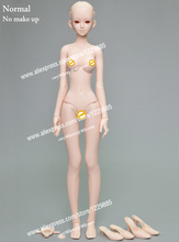 HeHeBJD bjd sd Brand new Unoa 1/3 bjd doll fashion doll hot bjd volks pretty girls(China)