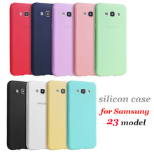 Silicone Case for Samsung Galaxy a3 A5 A7 2015 2016 2017 E5 E7 J5 J7 grand prime core s3 s4 s5 neo s6 s7 edge s8 plus note 3 4 5