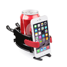 BESTEK Drink Holder Car Beverag Plastic Universal Cup Holder Automobile Car Mount Cup Holders Auto Air Vent Mount Stand Black(China)