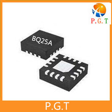 5pcs only original quality BQ25A BQ24725A QFN with N channel MOSFET power selector section 1-4 of the lithium ion battery SMBus
