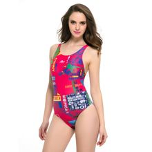 Yingfa 2016NEW pro swimwear swimming women swimsuits Kids racing kids competitive swimsuit Girls training competition swim suit