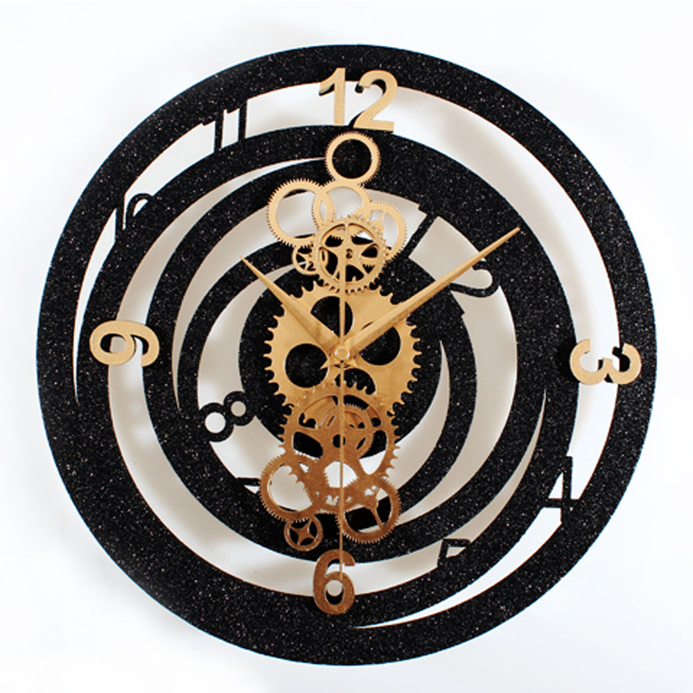 Gear Wall Decor popular wall clocks gear-buy cheap wall clocks gear lots from
