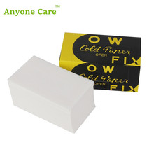 Anyone Care Professional hair Salon Electric hair paper hot and cold perm paper absorbent Curling Tissue(China)