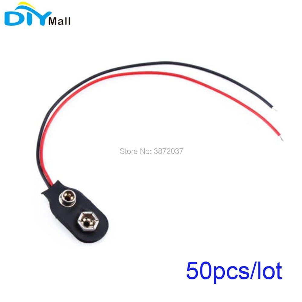 FZ0498Y-9v battery clip